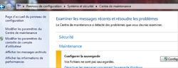 Empêcher Windows 7 de supprimer les raccourcis réseaux du bureau