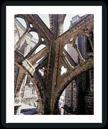 Le vitrail de Notre Dame au Cierge à Épinal (2)