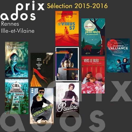 Sélection du Prix ado 2014