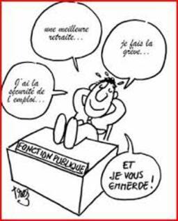La SNCF, les chemineaux, les utilisateurs et les contribuables...