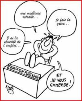 """Quand notre systeme """"syndicale politisé"""" detruit nos institution..."""