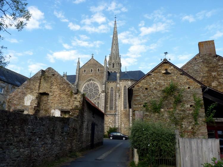 Eglise de Guenrouet