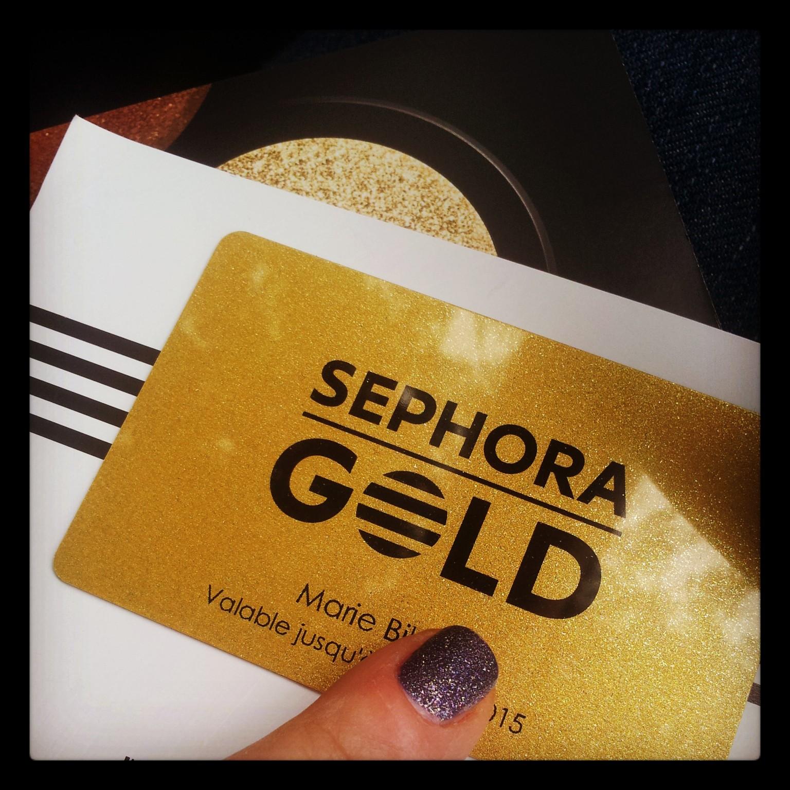 Carte Black Gold Sephora.I Am A Gold Digger Holyfoolcrew