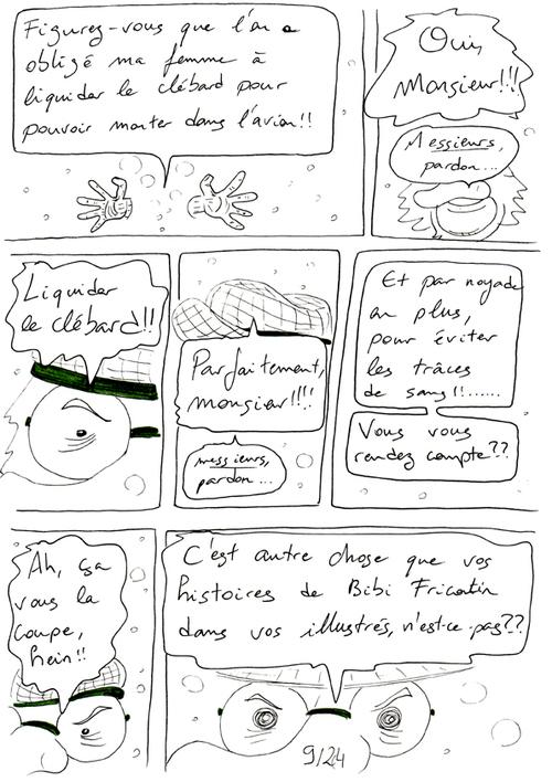 Pépé a une histoire à vous raconter - 24h de la BD 2016