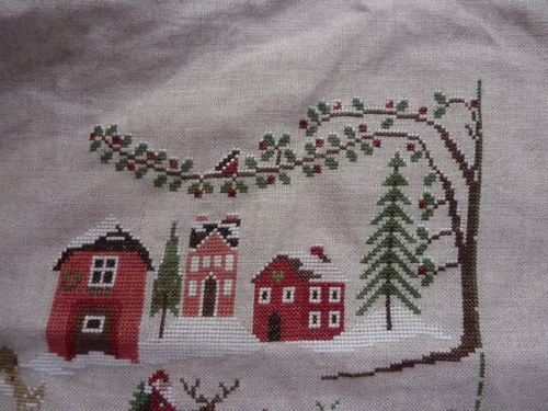 Sal Christmas village 9ème objectif