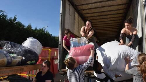 Nouvelle collecte en faveur des migrants ce samedi 22 septembre