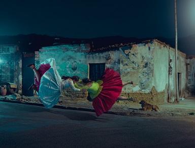Les cholitas luchadores ...