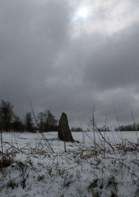Neige en Monts d'Arrée 062