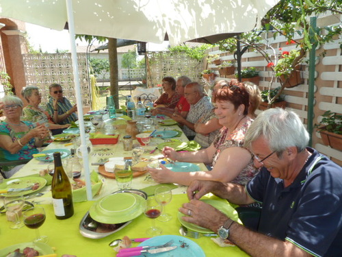 2016.06 - Repas de fin d'année