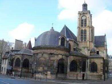 Eglise Saint-Laurent  (Paris X)