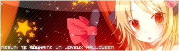 création spécial jour d'halloween