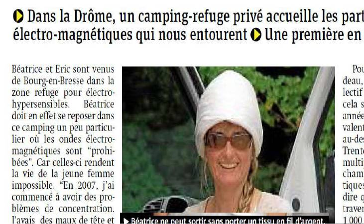 "Les EHS en zones ""refuges """