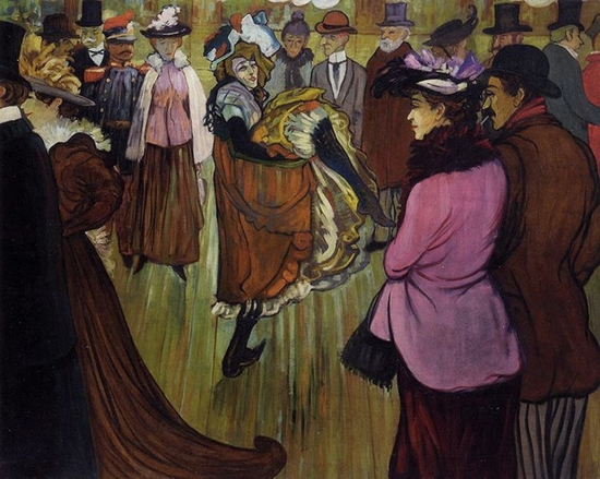 Louis Anquetin, Moulin Rouge