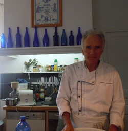 Macrobiotique on the French Riviera