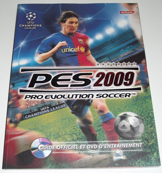 Guide Pes 2009