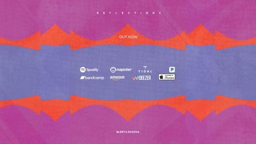 Le 3ème album solo de Blerta Kosova vient de sortir !