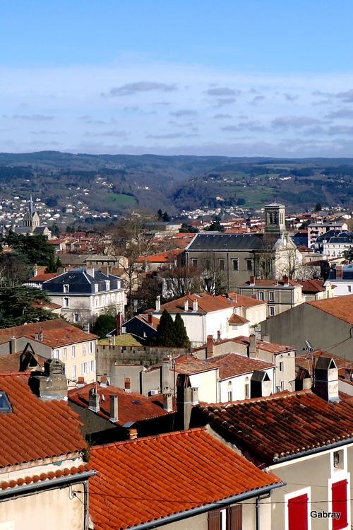 Mazamet: vues panoramiques