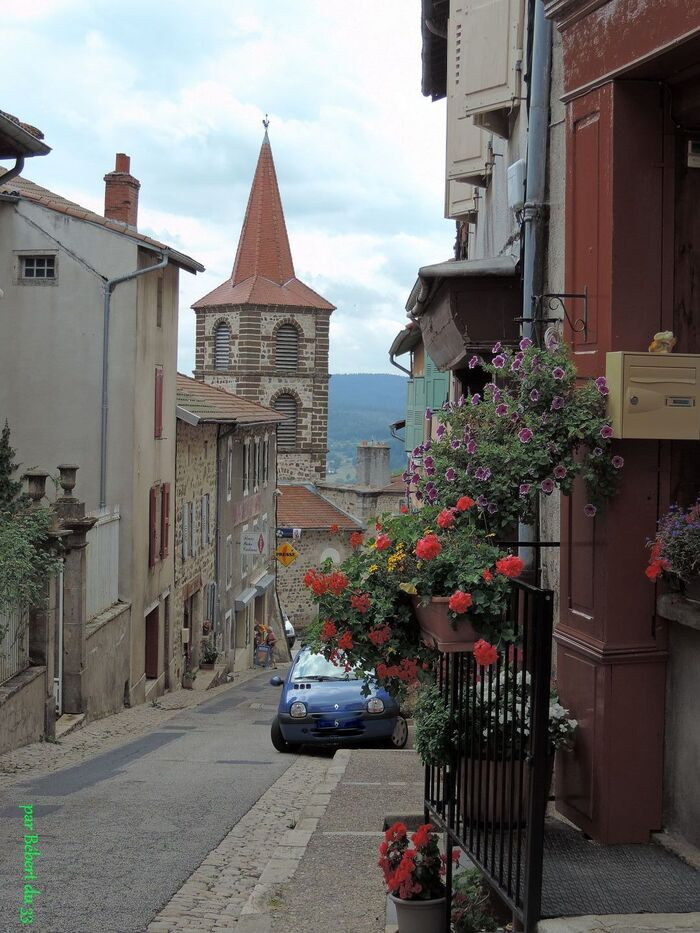Allègre en Haute-Loire (43) -2