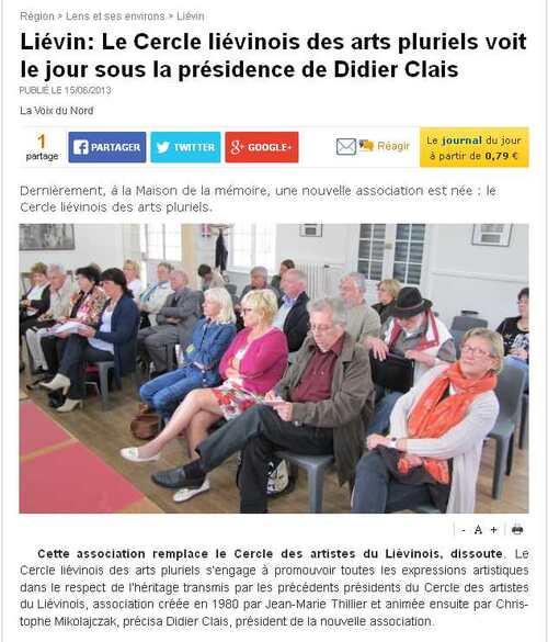 Exposition dédiée à Didier Clais, aux soignants et à leurs patients CENTRE Ste Barbe de Fouquières