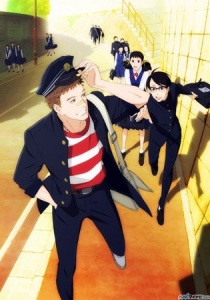 Sakamichi no Apollon 01 vostfr