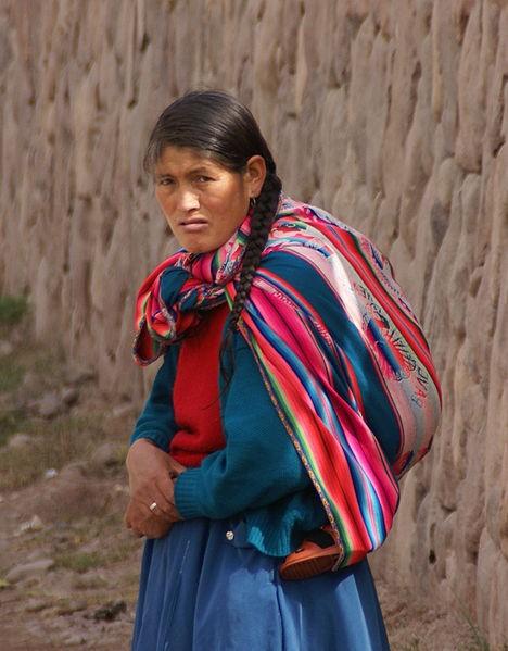 468px-Quechua Woman
