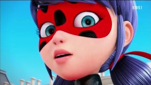 Le Mime     Adrien& Ladybug