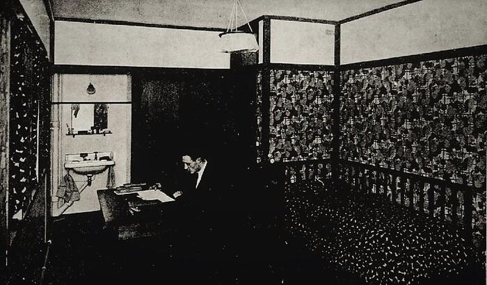 Chambres d'étudiants style vintage en colocation