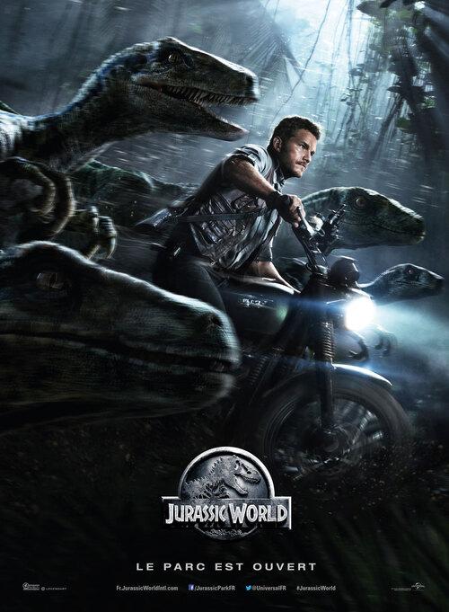 """Bonsoir a l'honneur : """" Jurassic World """""""