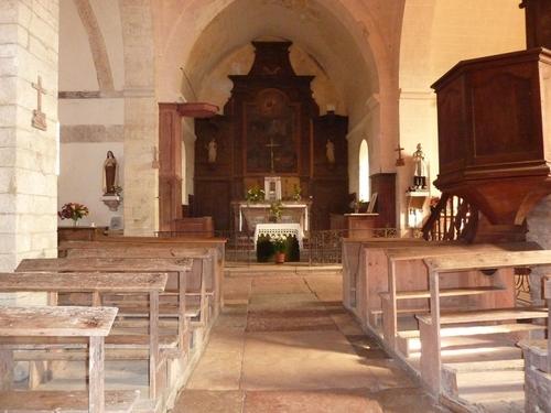Jeudi 13 septembre - Petits villages entre Laives et Brancion