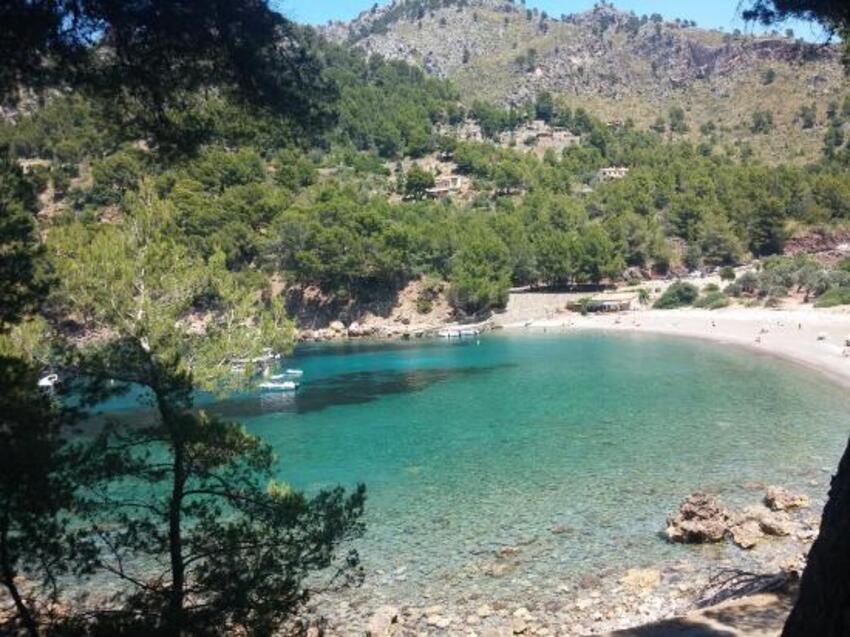 cala Tuent - Majorque