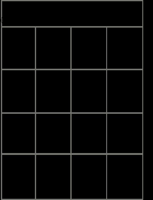 calendrier d'écriture novembre