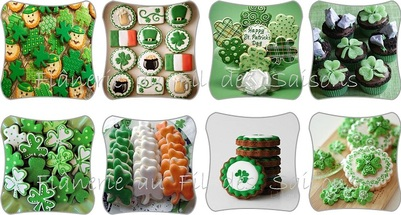 Gourmandises St Patrick + MP !