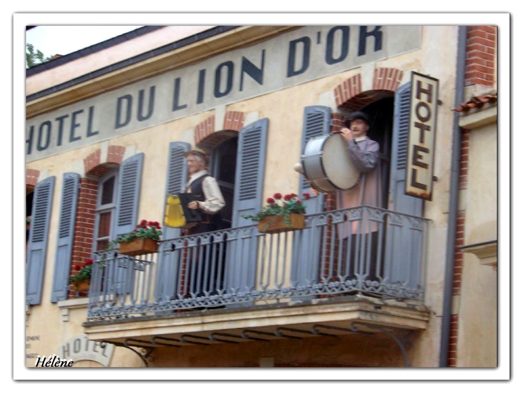 """27 septembre 2013           """"le Puy du Fou"""""""