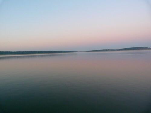 Lac du temple