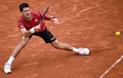 La victoire de Novak