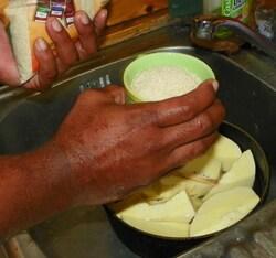 Confiture péï de fruit à pain