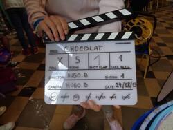 """La nouvelle """"Chocolat"""" (G. Claustriaux) adaptée en court métrage...."""