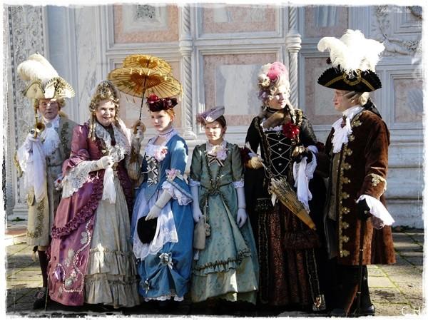 Carnaval et déguisements de Mardi Gras