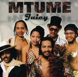 Mtume - Juicy - Complete CD