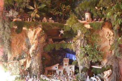 creche de noel 2012 - la crèche provençale