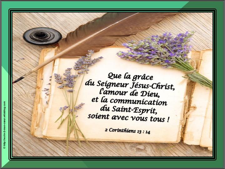 Ronde Versets u coeur 248