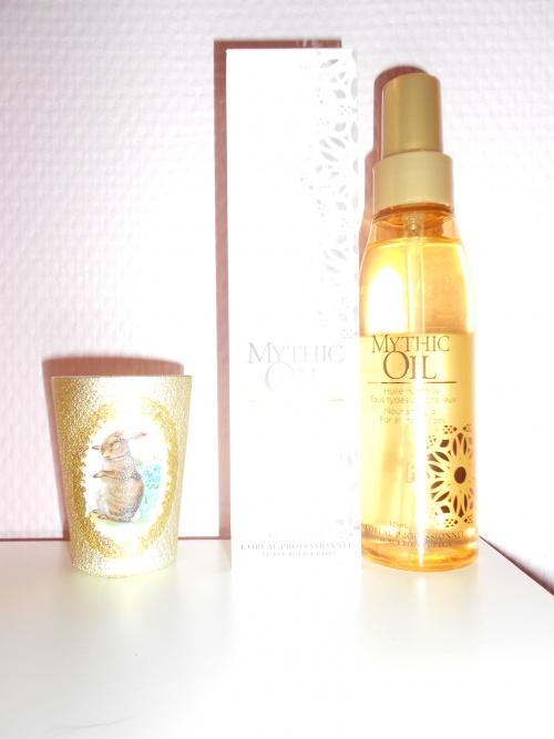 Une Mythic Oil de L'oréal à gagner ca vous dit?