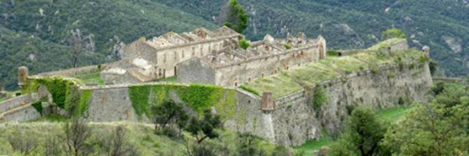 Fort de Bellegarde, XVIIe siècle - Adresses, horaires, tarifs.