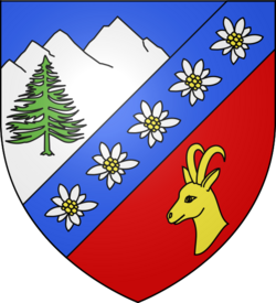 Blason de Chamonix
