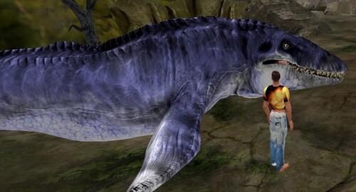 L'ancêtre du crocodile