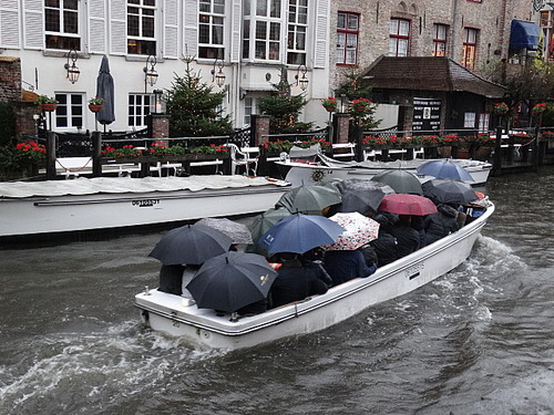 Winter moments à Bruges