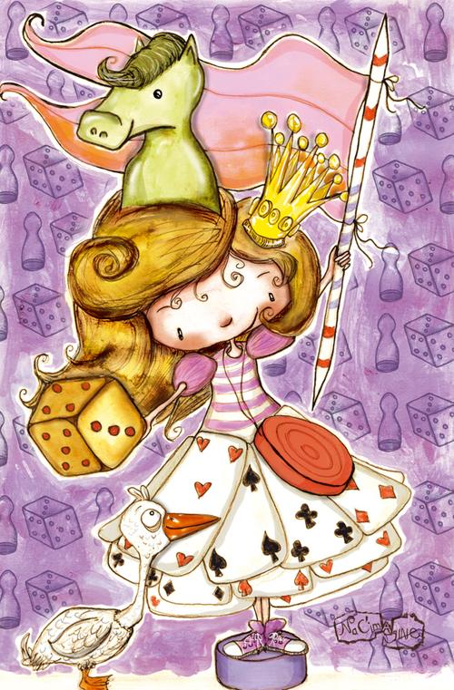 Princesse de jeux