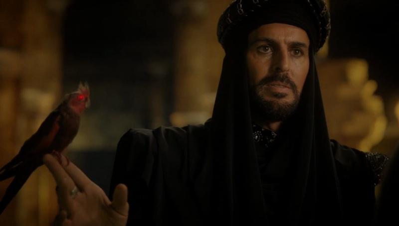 "Episode 5 saison 6 ""Jasmine et Aladdin"""