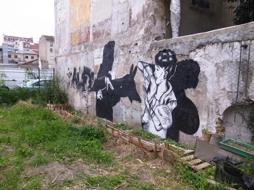 Les artistes s'emparent du jardin