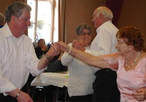 Choucroute et danse au menu de l'Amicale